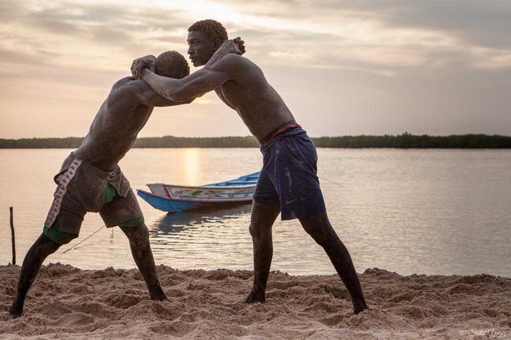 lutteurs de Mar Lodge - Sénégal 10