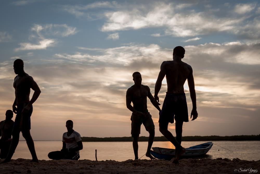 lutteurs de Mar Lodge - Sénégal 11