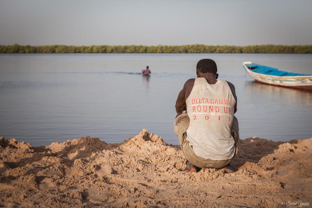 lutteurs de Mar Lodge - Sénégal 2