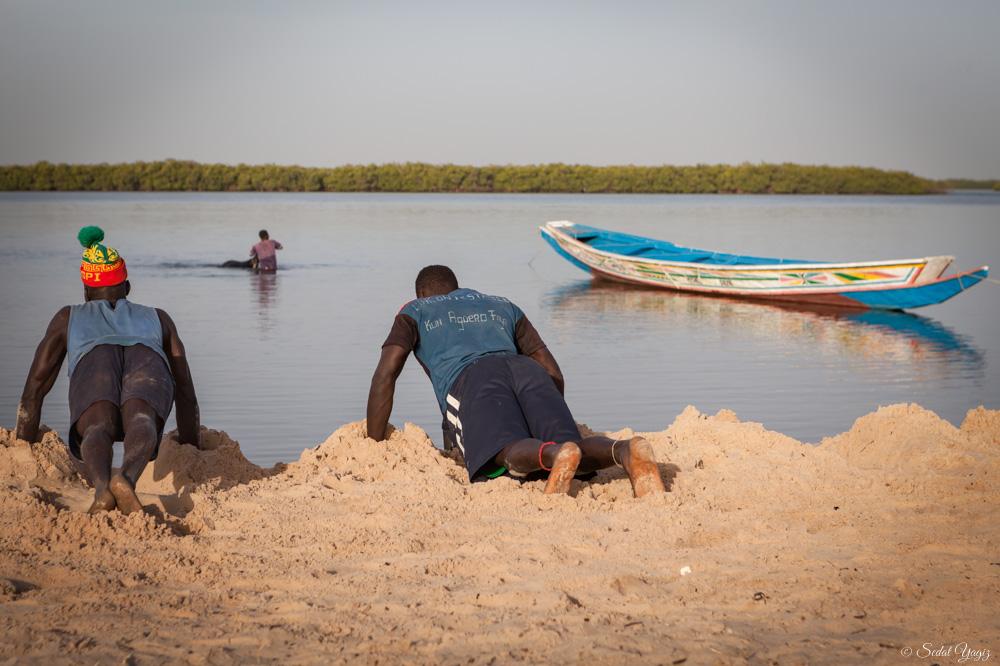lutteurs de Mar Lodge - Sénégal 3