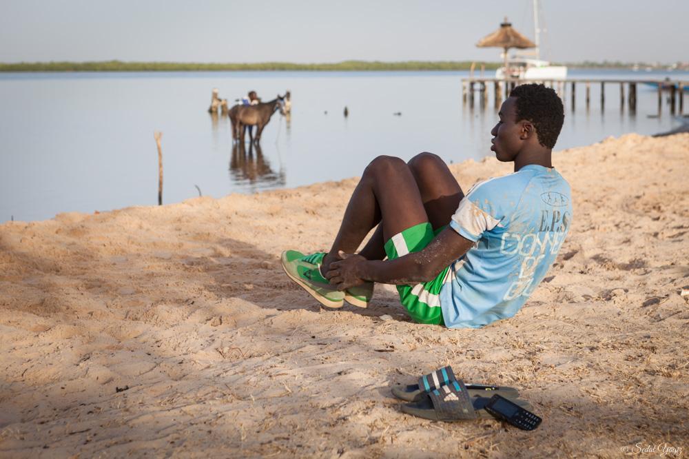lutteurs de Mar Lodge - Sénégal 4