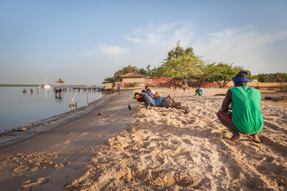 lutteurs de Mar Lodge - Sénégal 5