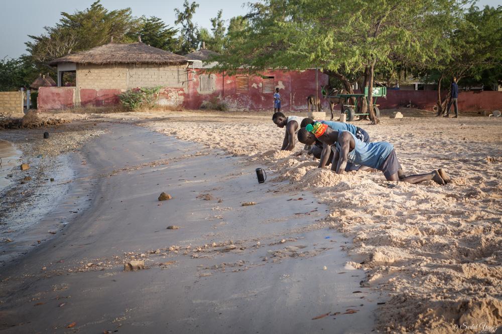 lutteurs de Mar Lodge - Sénégal 7