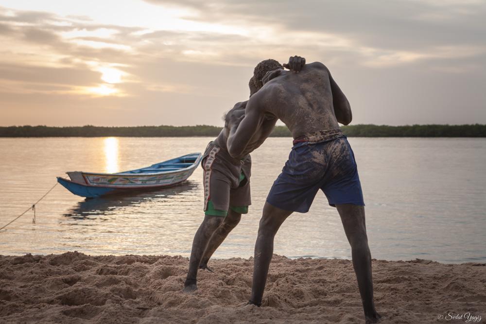 lutteurs de Mar Lodge - Sénégal 9
