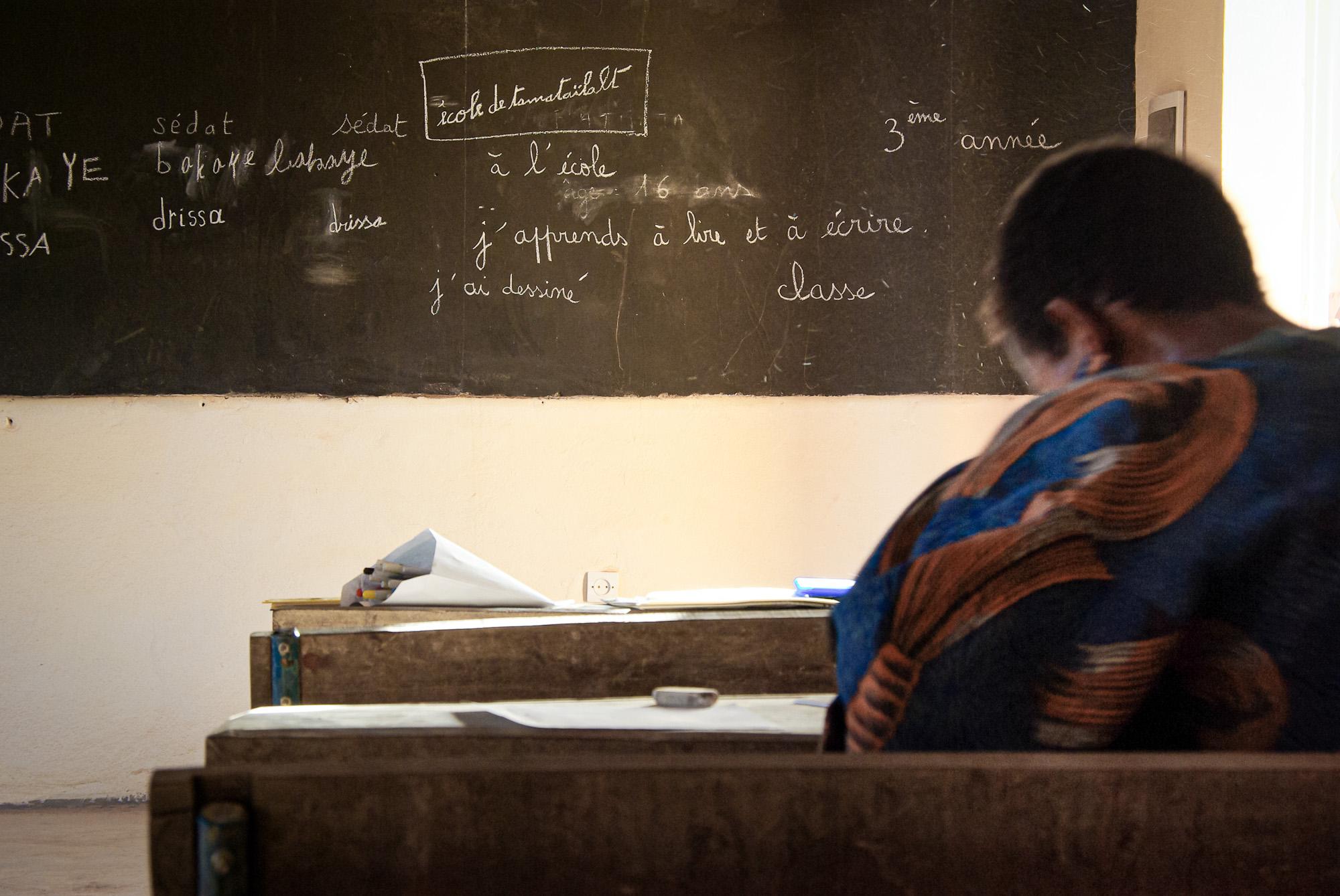 Tamtailalt - Ecole du desert - Mali-11