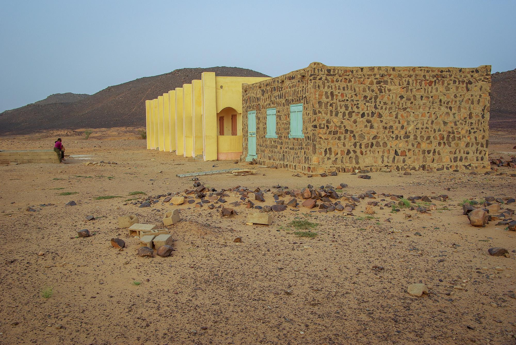Tamtailalt - Ecole du desert - Mali-3