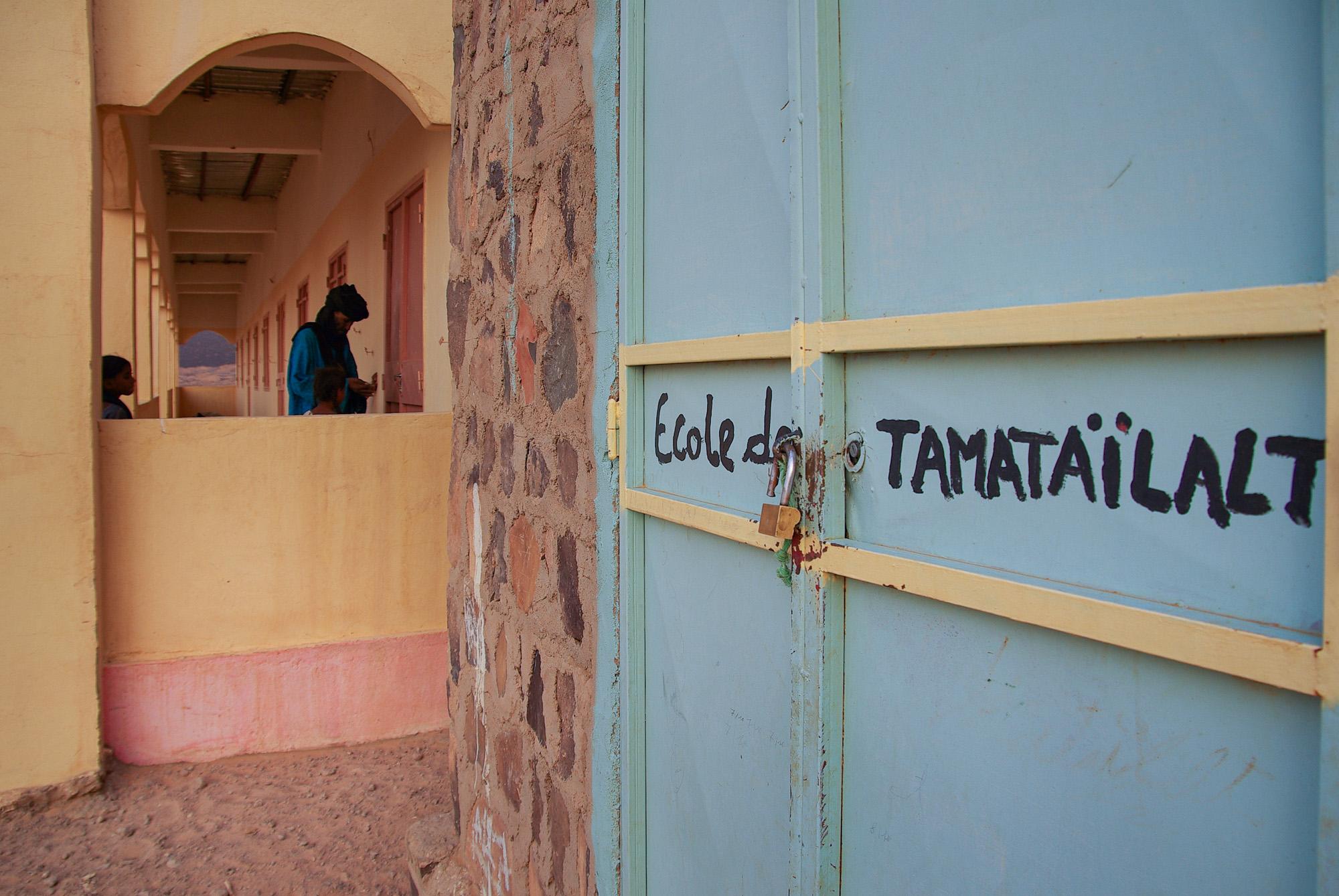 Tamtailalt - Ecole du desert - Mali-5