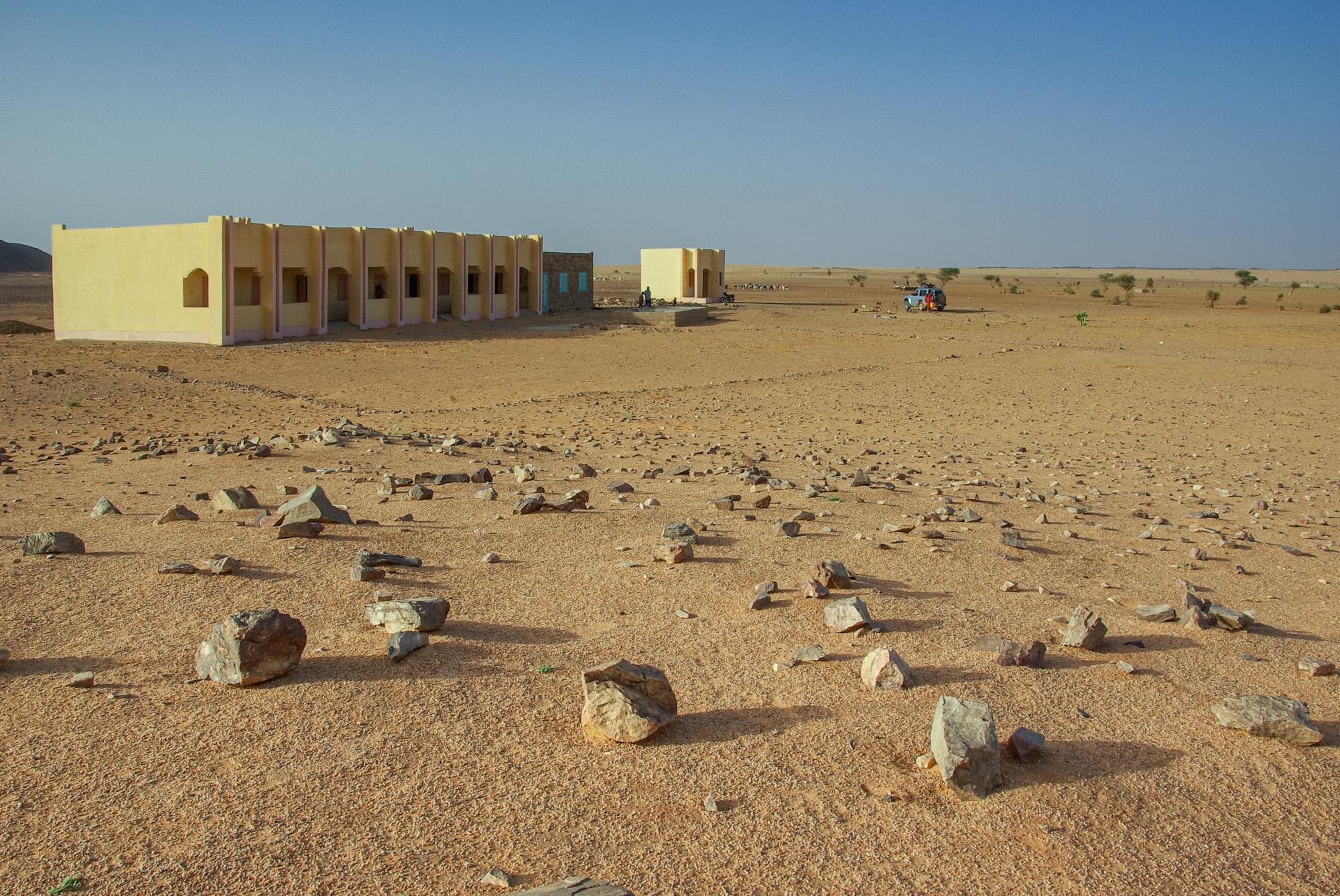 Tamtailalt - Ecole du desert - Mali-9